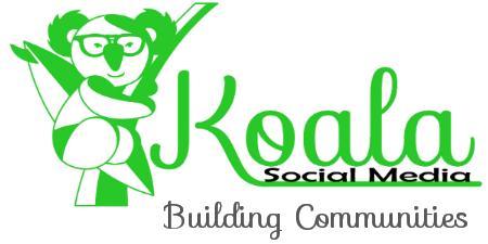 Koala Social Media Logo